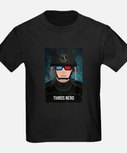 THIRDS Nerd T-Shirt
