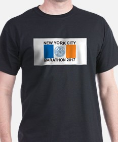 2017 New York City Marathon T-Shirt
