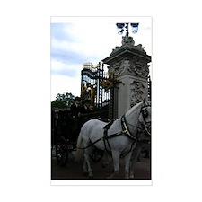 Buckingham Palace Rectangle Decal