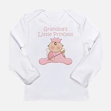 grandpas little princess Long Sleeve T-Shirt