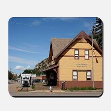 Dolores, Colorado, USA Mousepad