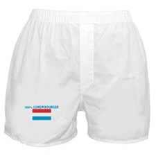 100 PERCENT LUXEMBOURGER Boxer Shorts