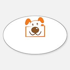 dog photo Decal
