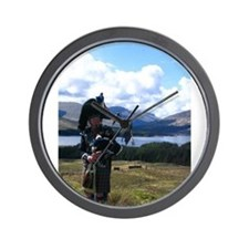 Highlands Wall Clock