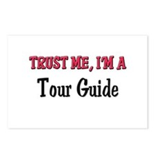 Trust Me I'm a Tour Guide Postcards (Package of 8)