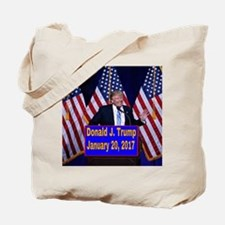 Funny Inauguration Tote Bag