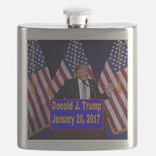 Inauguration Flask