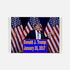 Trump Inauguration Magnets