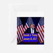 Trump Inauguration Greeting Cards