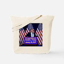 Unique January 20th 2017 Tote Bag