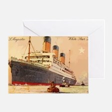 Unique Rms titanic Greeting Card