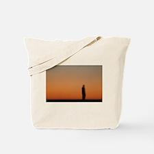 p0083. lone.. Tote Bag