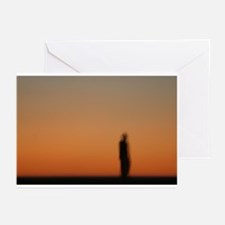 p0083. lone.. Greeting Cards (Pk of 10)