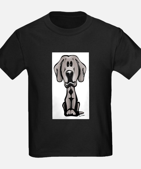 Weimaraner Puppy Ash Grey T-Shirt