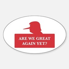 Great again png Decal