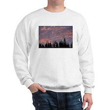 p0147. fur, oregon  Sweatshirt