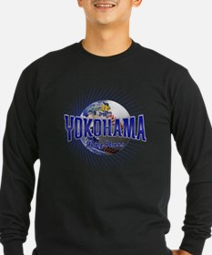 Yokohama Bay Stars Long Sleeve T-Shirt