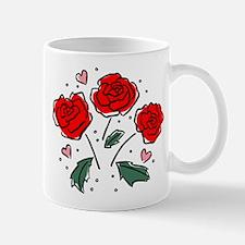 Hearts & Roses Mug