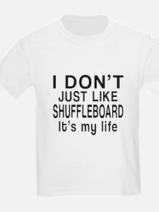 Awesome Shuffleboard Sports Des T-Shirt