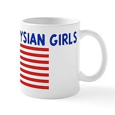 I LOVE MALAYSIAN GIRLS Mug