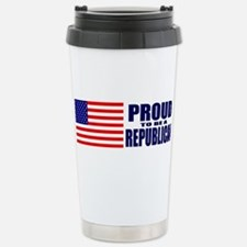 Unique Republican Travel Mug