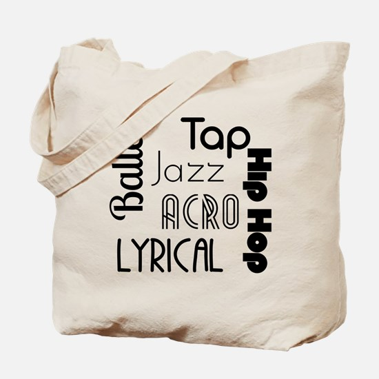 All the Classes Tote Bag