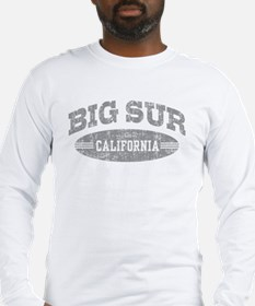 Big Sur Californi Long Sleeve T-Shirt