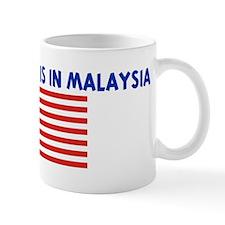 HALF MY HEART IS IN MALAYSIA Small Mug