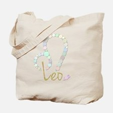 Leo (Zodiac symbol: Lion) (Candies) Tote Bag