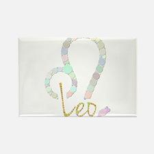 Leo (Zodiac symbol: Lion) (Candies) Magnets