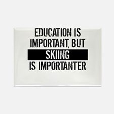 Skiing Is Importanter Magnets