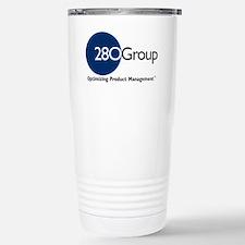 Funny Colleges logo Travel Mug