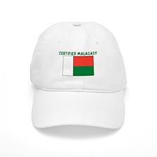 CERTIFIED MALAGASY Baseball Cap