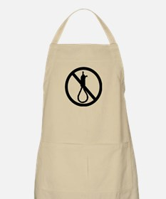 NO LOITERING OR HANGING ABOUT! Apron