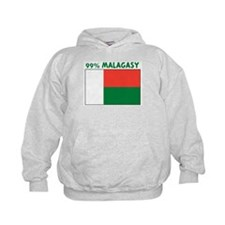 99 PERCENT MALAGASY Hoodie