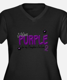 I Wear Purple For My Daughter-In-Law 14 Plus Size