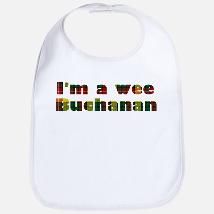 buchanan.bmp Baby Bib