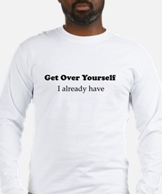 getoveryou Long Sleeve T-Shirt