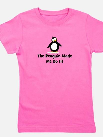 Penguins Made Me Do I T-Shirt