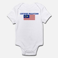 CERTIFIED MALAYSIAN Infant Bodysuit