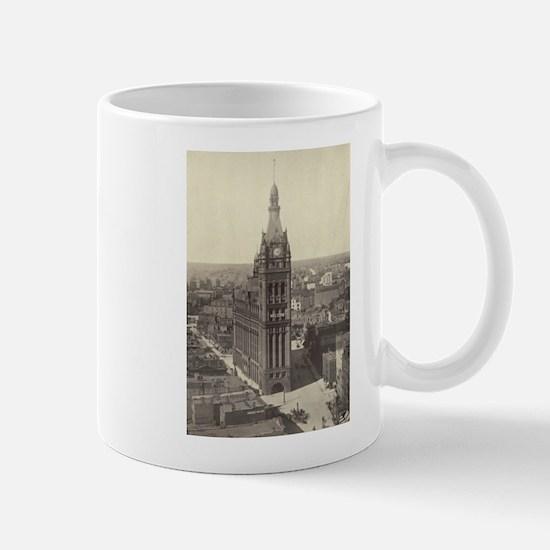 Milwaukee City Hall Mugs
