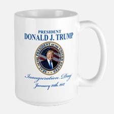 President Donald Trump Mugs
