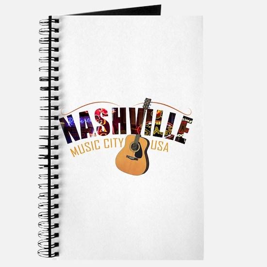 Nashville TN Music City USA Journal
