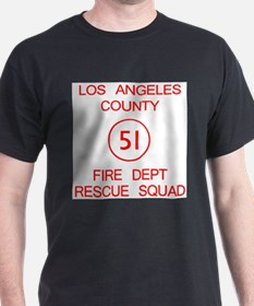 Squad 51 Emergency! T-Shirt