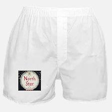 North Star Beer Logo 2 Boxer Shorts