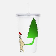 Tackiest Christmas Shi Acrylic Double-wall Tumbler