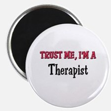 """Trust Me I'm a Therapist 2.25"""" Magnet (10 pack)"""