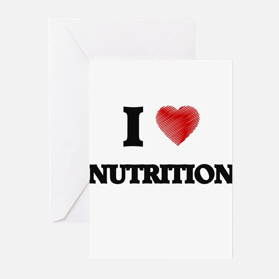 I Love Nutrition s Greeting Cards