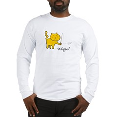 Pussy Whipped Long Sleeve T-Shirt