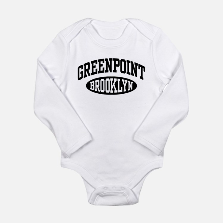 Greenpoint Brooklyn Body Suit